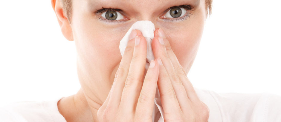 AYURVEDA TIP TO HELP PREVENT COLDS ETC.