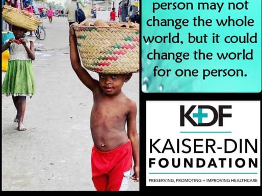 Help Us Help People in Need