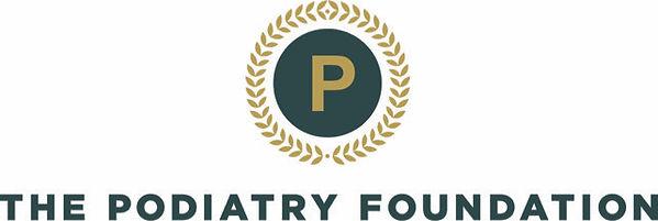 The Podiatry Foundation Logo  CMYK.jpeg