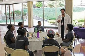 Dr. Manning's children's workshop