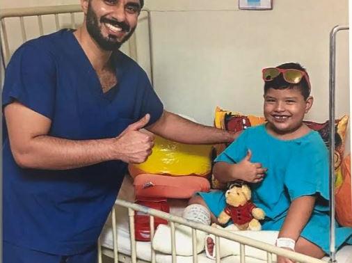KDF supports El Salvador Medical Mission