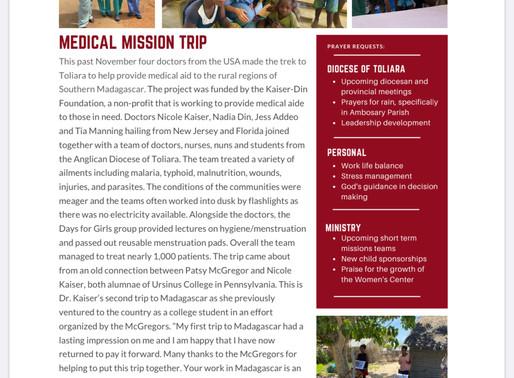 Madagascar trip featured