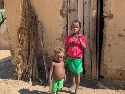 Madagascar Famine Crisis