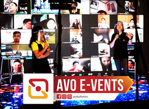 AVO E-VENTS: Push your Events During COVID-19!