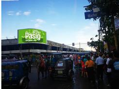 Pasig Market  Location: Pasig City