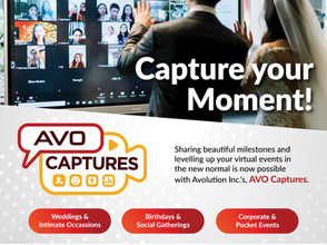AVO Captures - Capture your Moment!