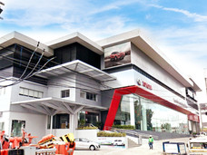 Toyota - San Jose Del Monte  Location: Bulacan LED Model: A1099 LED Disply Size: 5.12m x 3.84m LED Cabinet Size: 1280mm x 960mm Pitch: 10mm