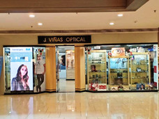 Essilor Philippine Optical Distributor  Location:  Shangri-la Mall, Mandaluyong LED Model: K3 LED Disply Size: 1m x2m  LED Cabinet Size: 1000mm x 500mm Pitch: 3.9mm