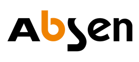 ABSEN logo1 black+orange.png