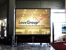 LausGroup of Companies  Location: Pampanga LED Model: A3 LED Disply: Size3.5m x 2.5m  LED Cabinet Size: 500mm x 500mm  Pitch: 3