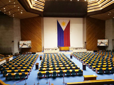 House of Representatives  Location: Sandigan Bayan, Quezon City Model type: PL2.9 LED Display Size: 4m x 2m, 3m x 1.5m LED Cabinet Size: 500mm x 500mm Pitch: 2.9mm