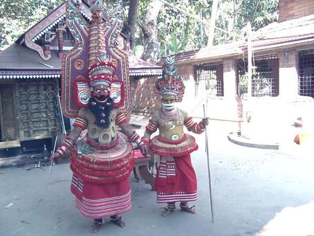 मुथप्पनन मंदिर - एक अनोखी परंपरा