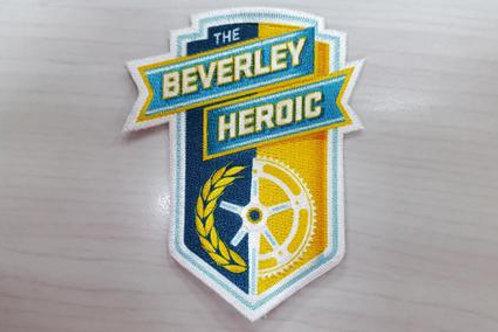 Beverley Heroic Badge