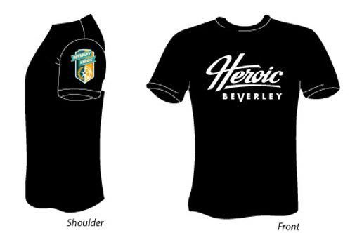 Explorer T Shirt - Beverley Heroic Edition