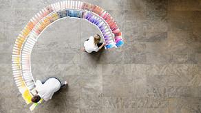 Verken het volledige kleurenpalet
