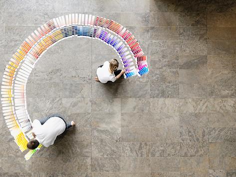 Cómo leer una paleta de colores completa