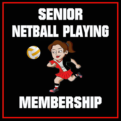 Playing Member - Senior Netball