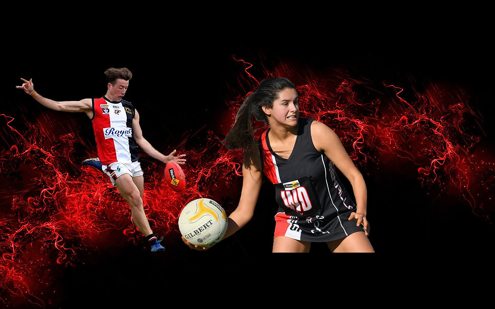Benalla Saints Football and Netball