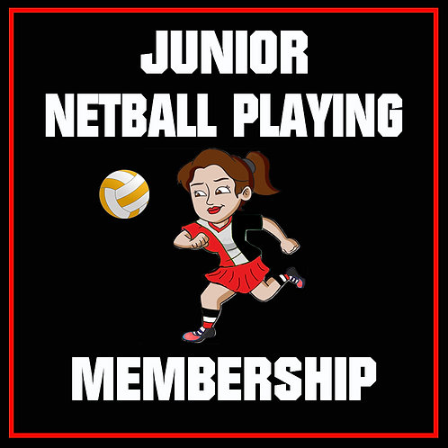 Playing Member -Youth Girl's Netball