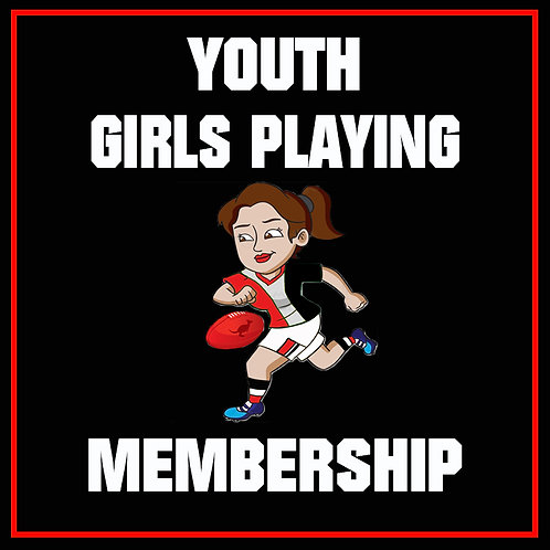 Playing Member - Youth Girls AFL