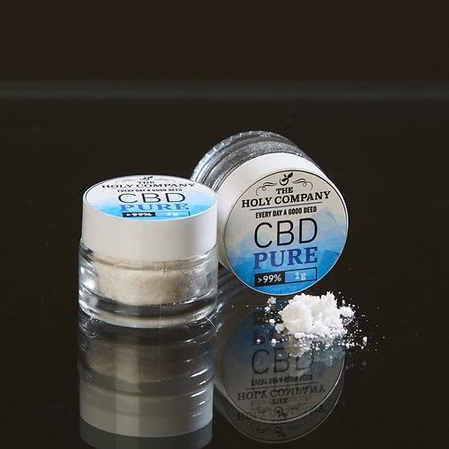 1g CBD Kristalle