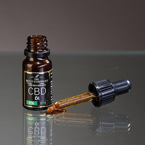 5% Aceite de CBD de semilla de amapola / extracto puro