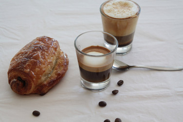 Französisch Frühstück