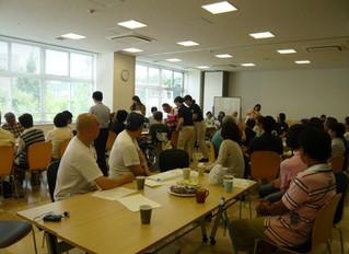 失語症退院患者さまの集い「てくてくの会」に参加して思うこと