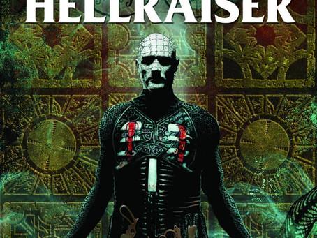 HorrorWeb Reviews Clive Barker's Hellraiser #1 Comic
