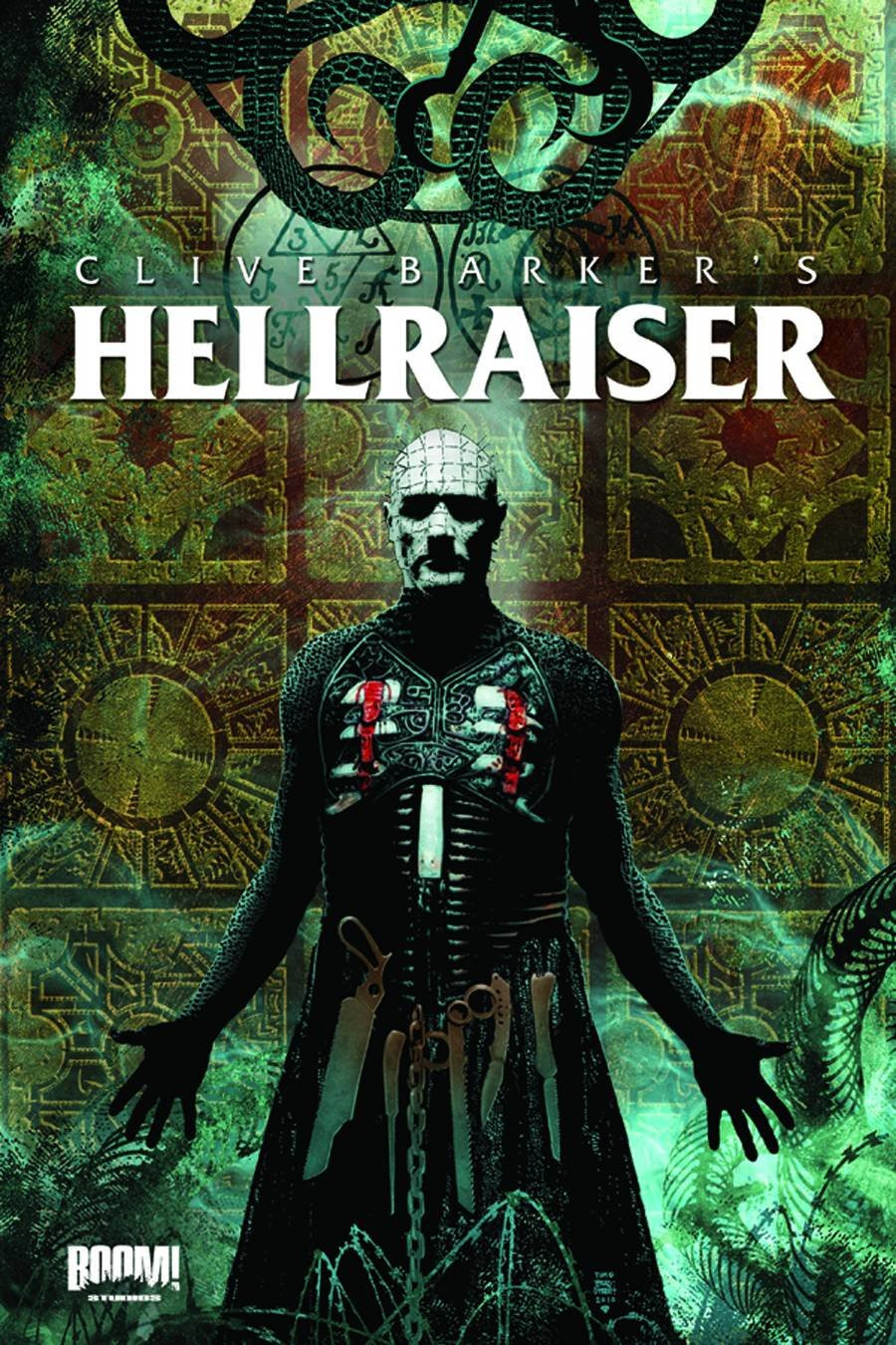 Clive Barkers Hellraiser Comic Issue #1