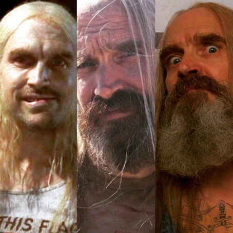 HorrorWeb's Rob Dilauro (Dungeon of Deadly Delights) Interviews Horror Icon, Bill Moseley!