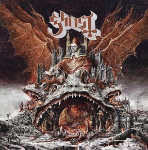 "HorrorWeb Review of Ghost's Latest Album ""Prequelle"""