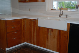 Marble Tile, Quartz Counters