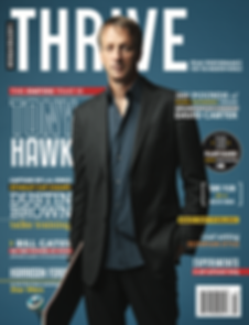 Thrive mag, issue 3