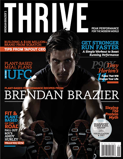 Thrive mag, issue 1