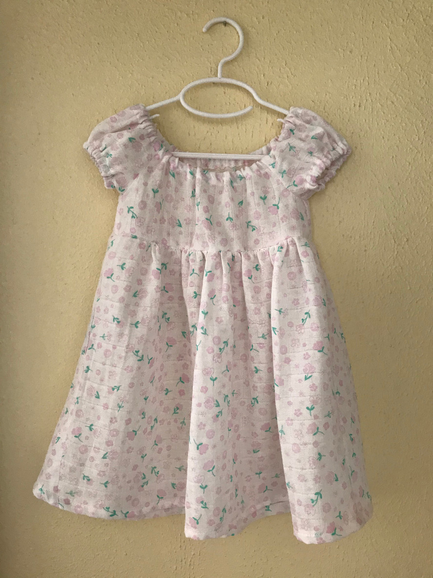 This adorable summer dress will keep you