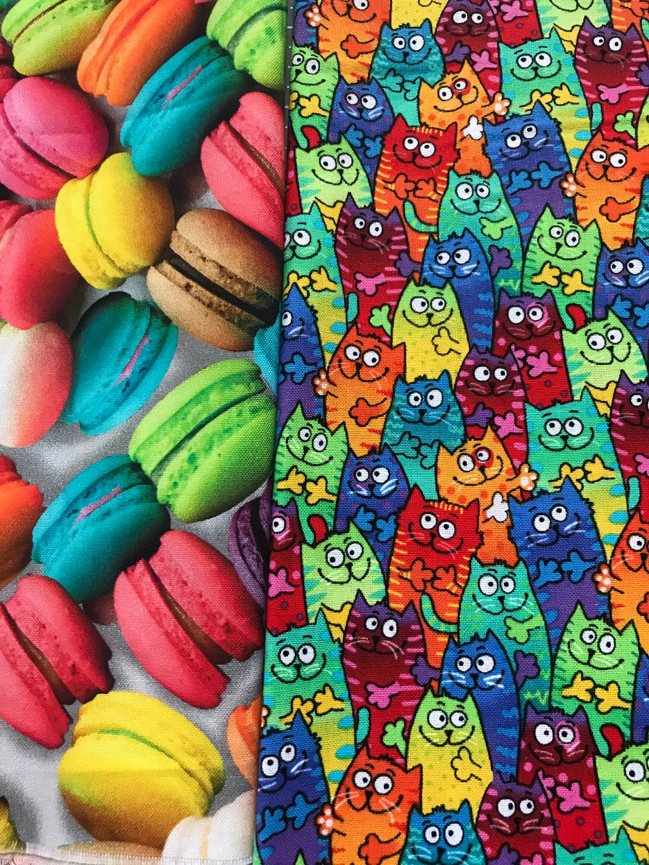 Macaroons/Cats
