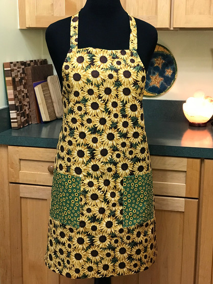 Custom Chef's Apron