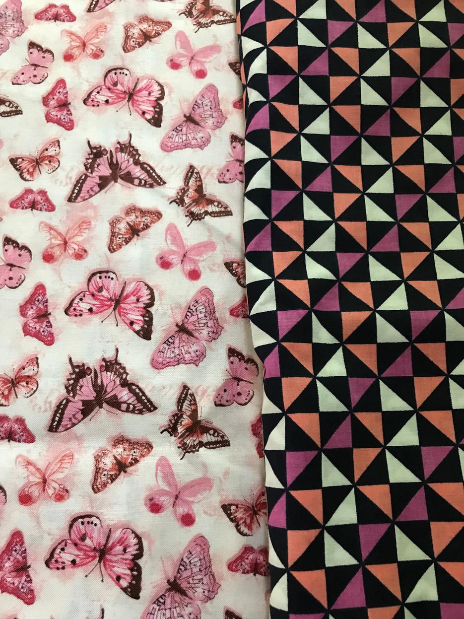 Butterflies/Geometrics