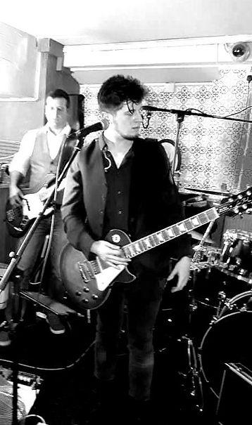 Natt Davis live at Royal Oak Nailsea with Al Hutkin
