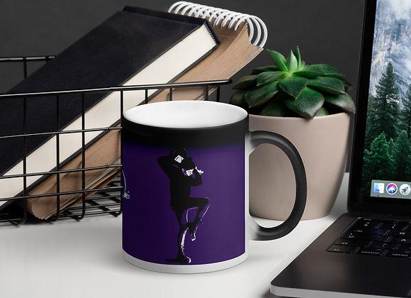 Natt Davis Magic Mug - Matte Purple