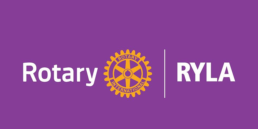 Bi-Monthly Meeting March 19th RYLA Presentation