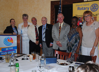 2018 Annual Meeting and Induction of the New Board of Directors
