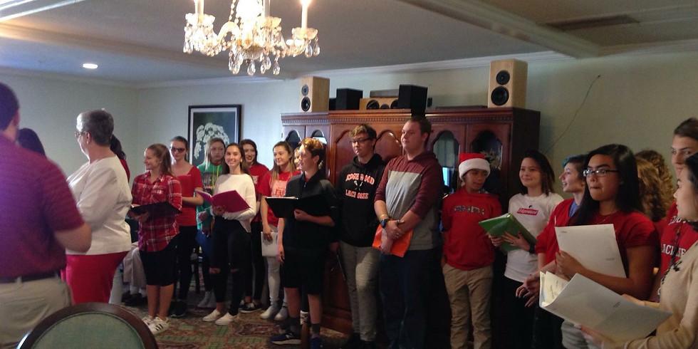 Edgewood Jr./Sr. HS Choir at Solaris Healthcare