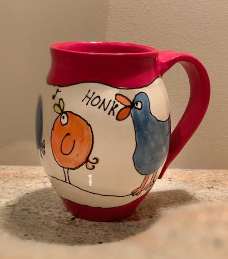Tough Morning Mug