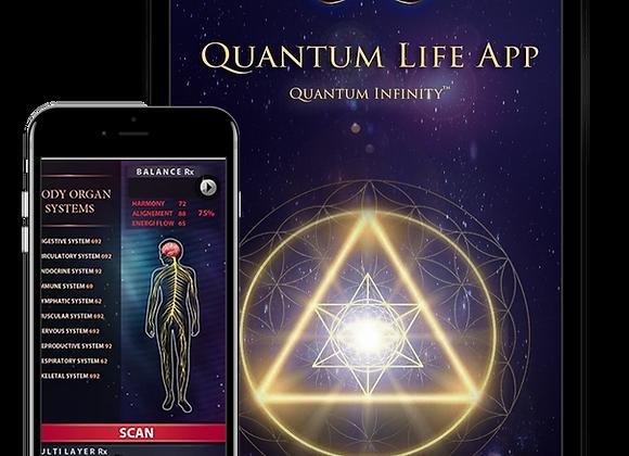 Quantum Infinity App ( Includes FREE Bonus Apps )