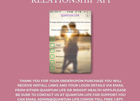 Quantum Life Relationship Harmonizer