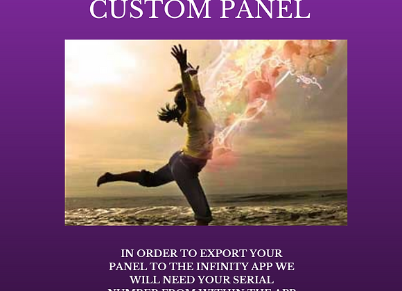 Tonya Kerrin's Emotional Release Custom Panel
