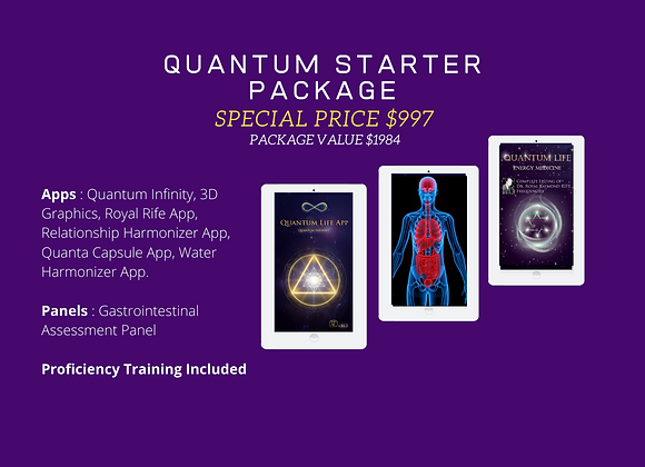 Quantum Starter Package