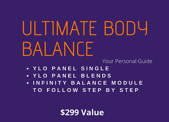 Ultimate Body Balance Module Bundle